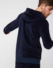 Lade das Bild in den Galerie-Viewer, Sweatjacke Nicki dark-navy