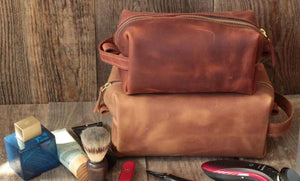 Practical Gift for Groomsmen Dopp Kit
