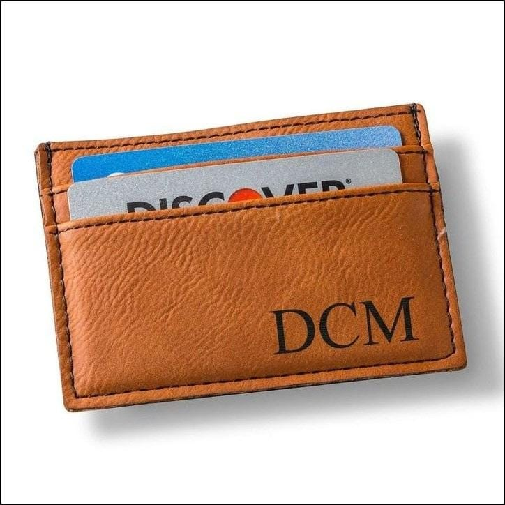 Money Clip & Wallet-Rawhide