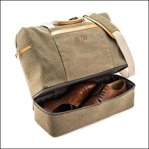 Weekender Carry On Bag Shoes