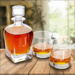 Load image into Gallery viewer, Whiskey Decanter-Modern