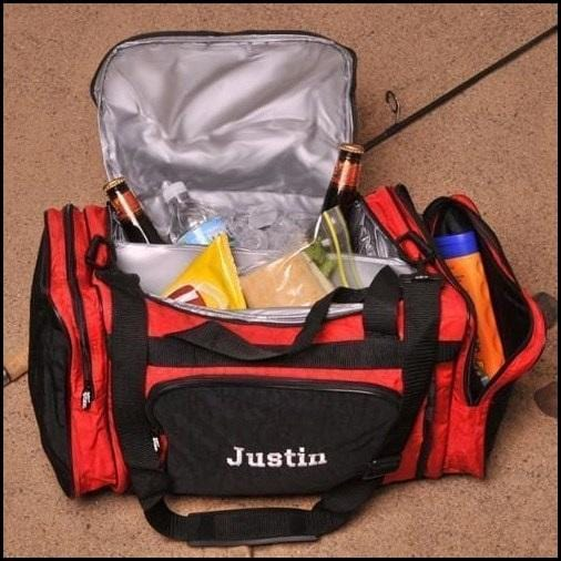 2 in 1 Cooler Duffel Bag