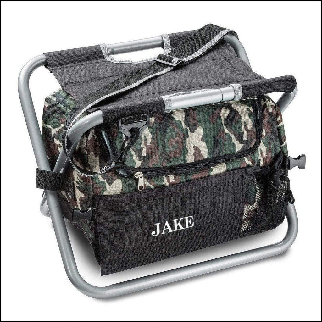 Cooler Chair Combo-Military Camouflage