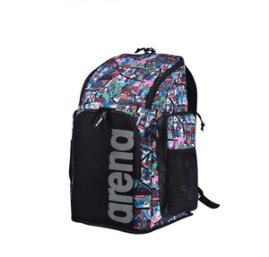 Arena - Borsa Team Backpack 45 Allover Kun, unisex, per adulti, taglia unica