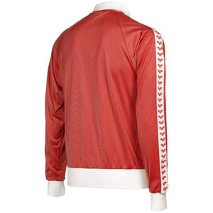 Arena - Relax IV Team - Giacca Zip Uomo - Red/White/Red