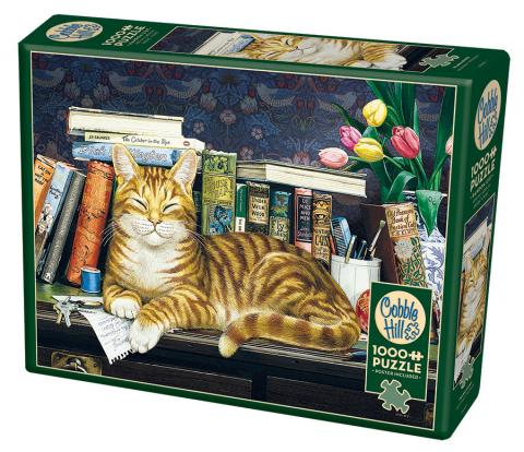 Marmaduke 1000 pc Cobble Hill