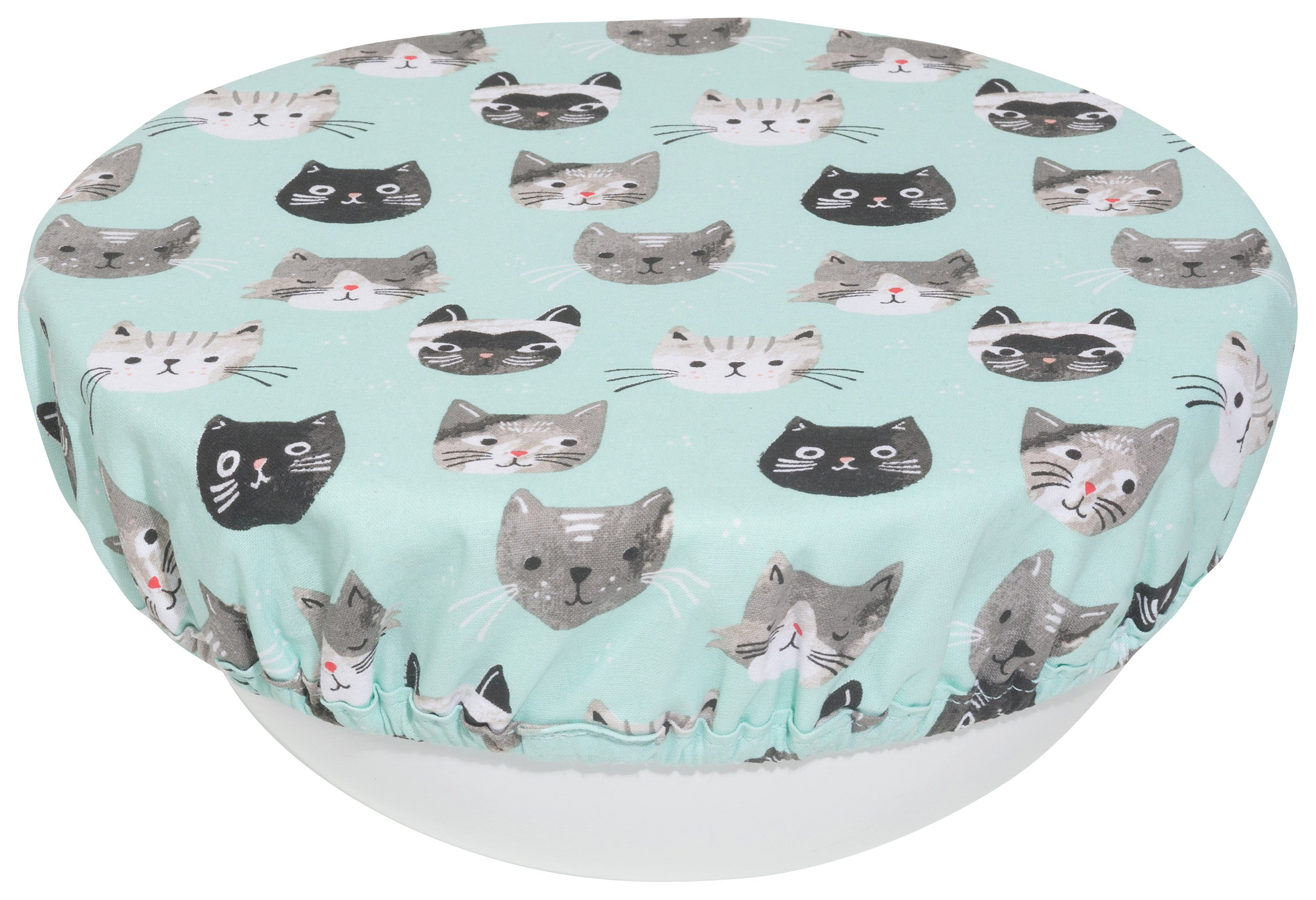 Bowl Covers: Set of Two - Cat's Meow