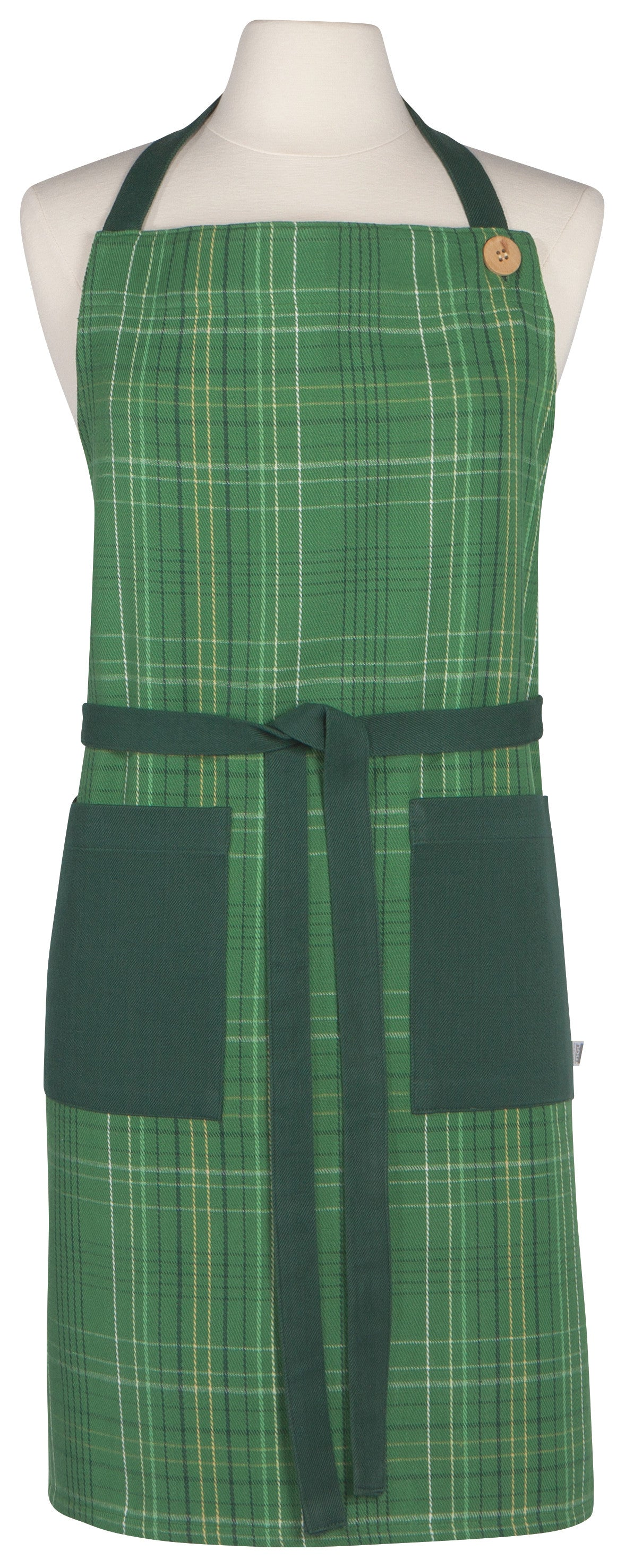 Apron Spruce Woods Plaid