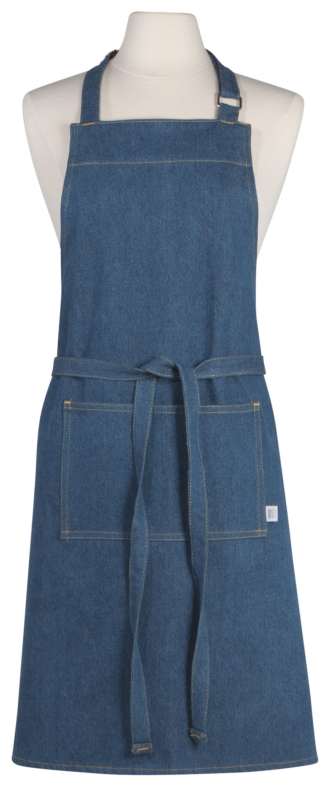 Chef Apron - Denim Stone Wash