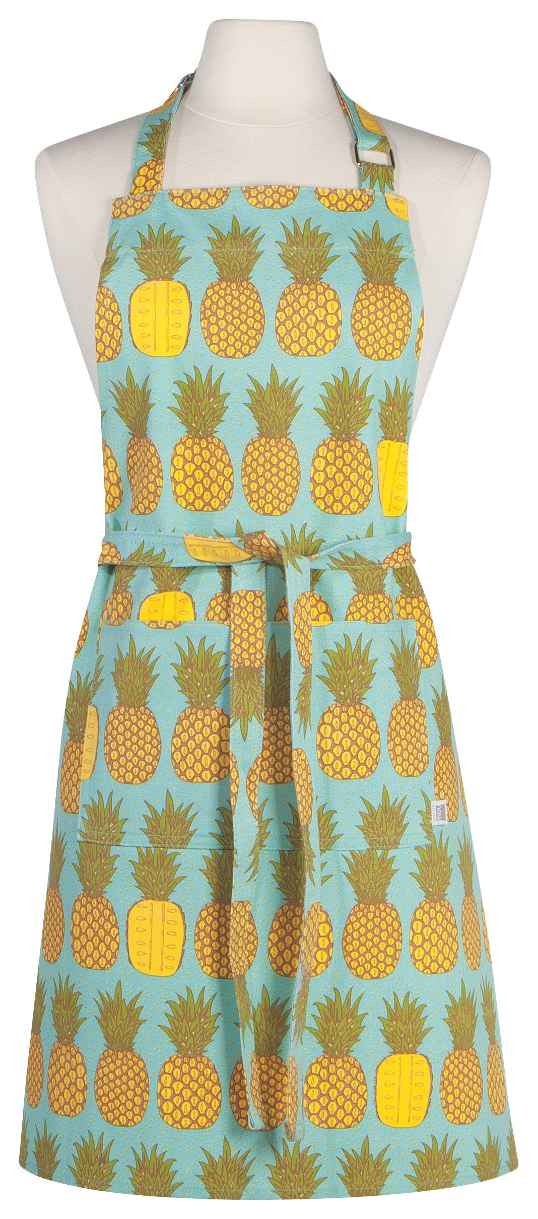 Chef Apron - Pineapples