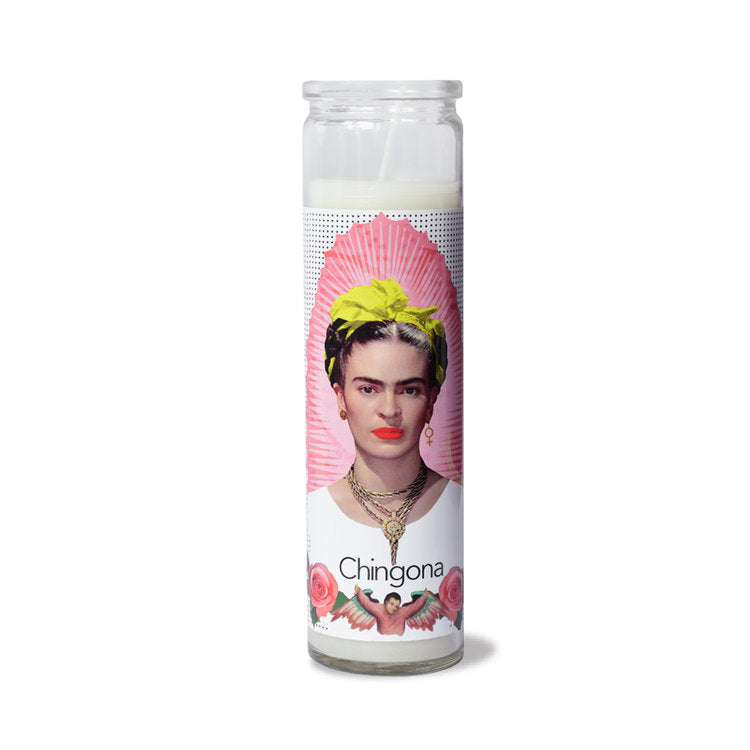 Frida Prayer Candle