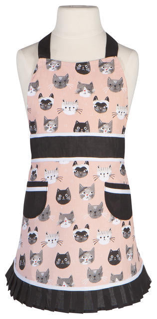 Kids Apron - Cat's Meow