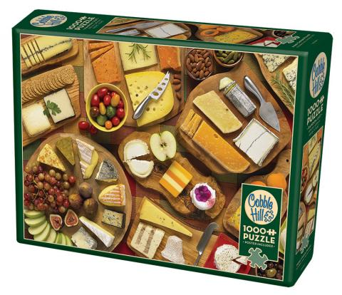 More Cheese Please 1000 pc Cobble Hill