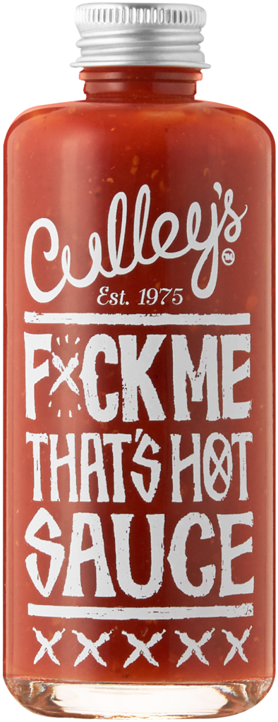 Culley's Fuck Me That Hot Sauce