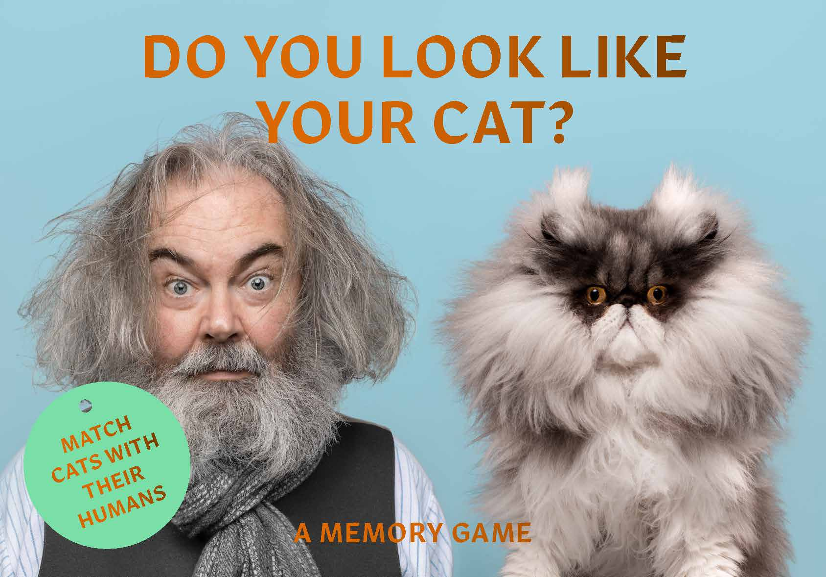Do You Look Like Your Cat - A Memory Game