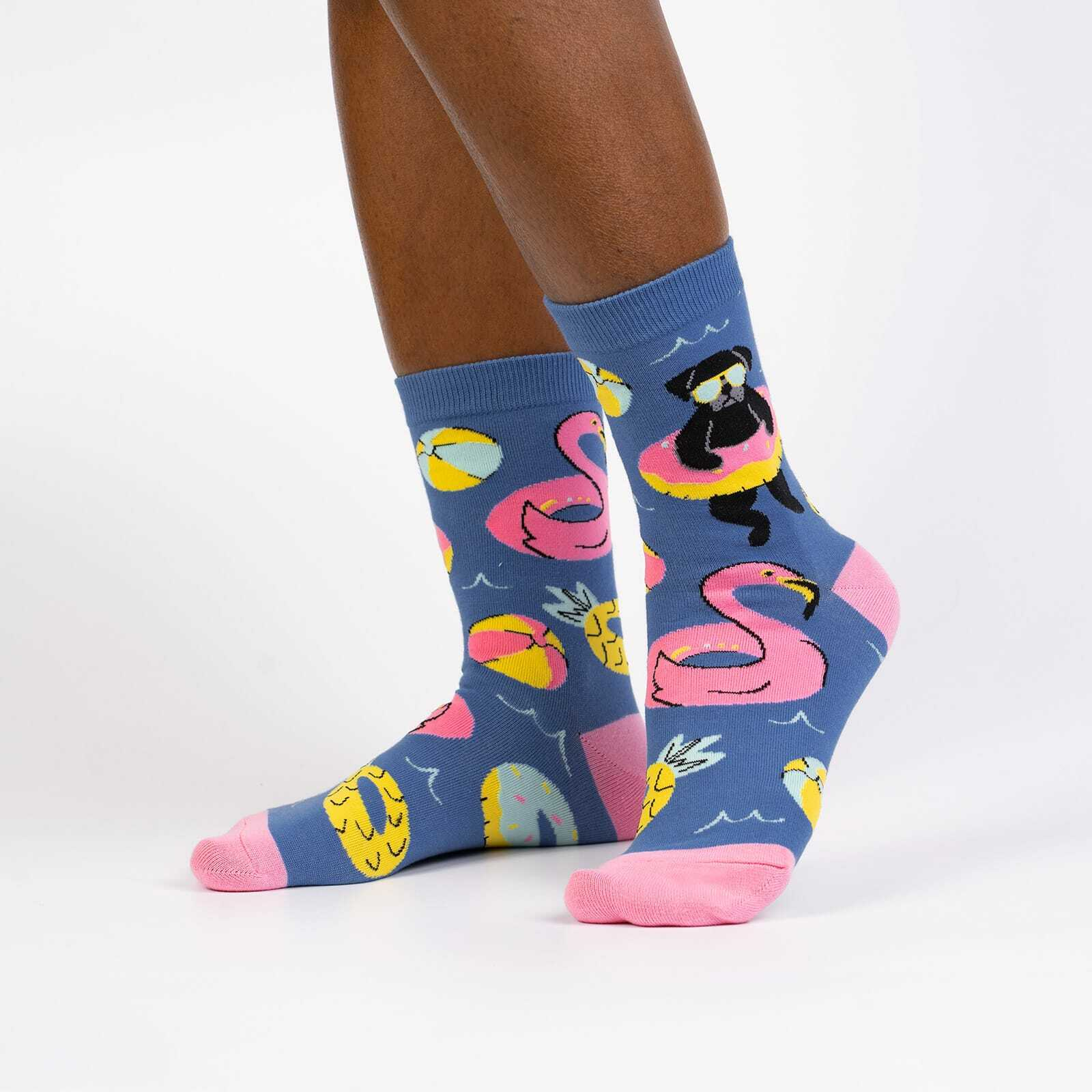 Sock it to Me Women's - Summer Puggin'