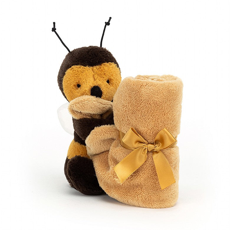 Bee Soother - Baby Blanket