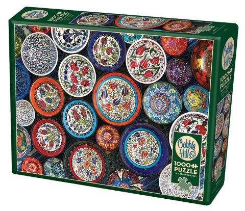 Bowls 1000 piece Cobble Hill