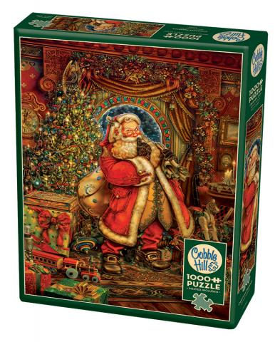 Christmas Presence 1000 piece Cobble Hill