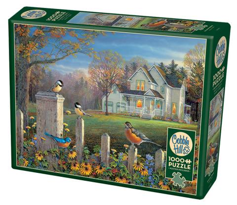 Evening Birds 1000 pc Cobble Hill