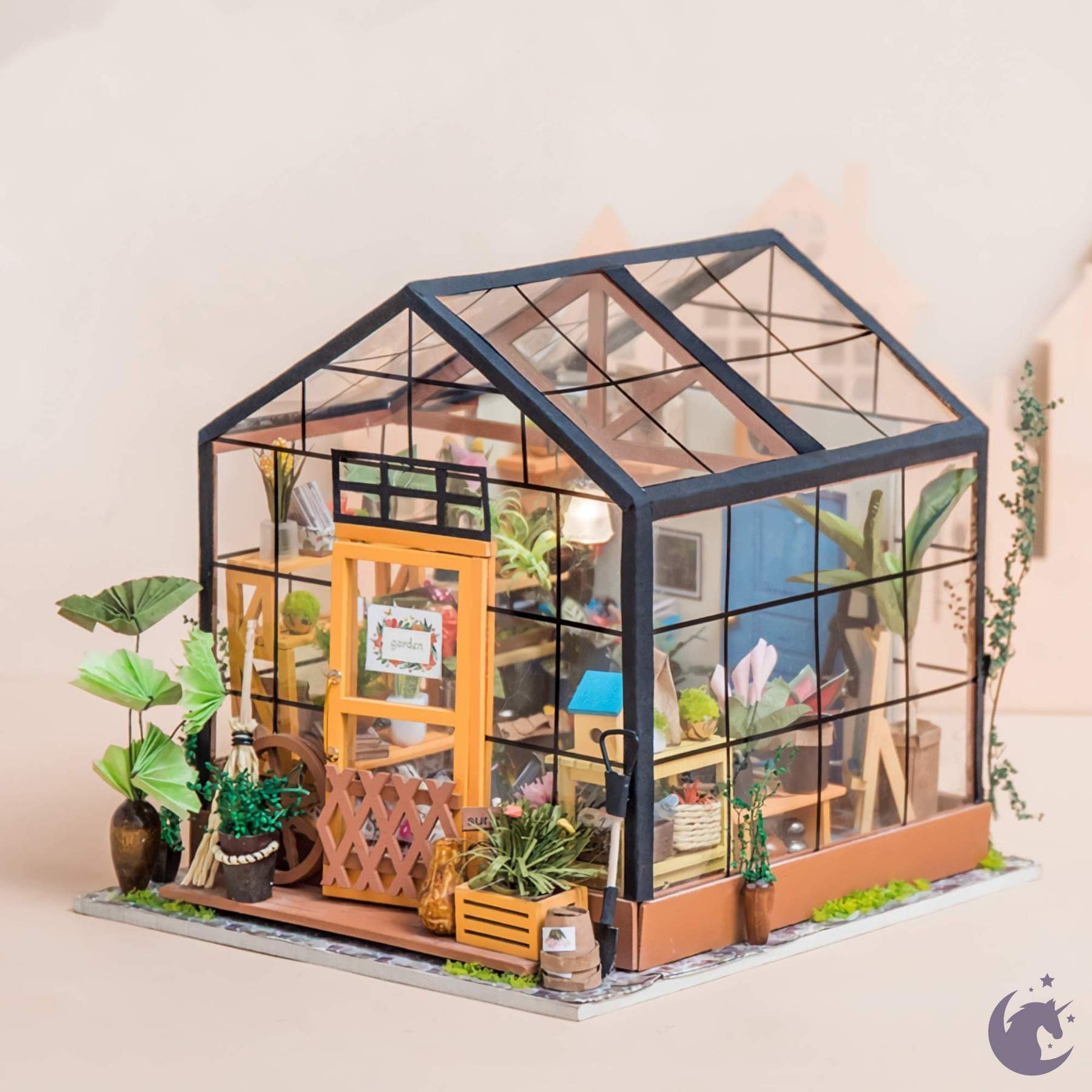 DIY House - Cathy's Greenhouse