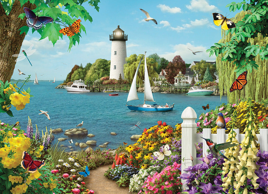 By The Bay 500 piece Cobble Hill