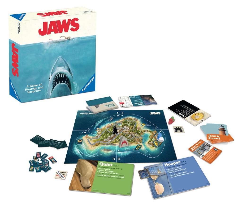 Jaws - Board Game