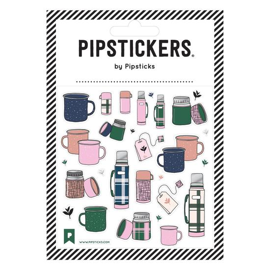 Pipstickers - Keeping Warm