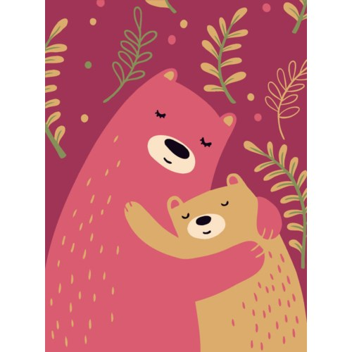 Bear Hug Mother's Day - Great Arrow