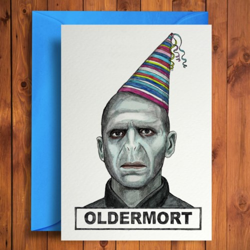 Oldermort - Quite Good Cards