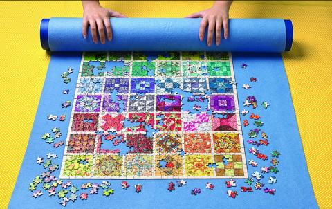 Cobble Hill Puzzle Roll Away Mat