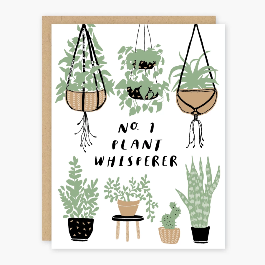 No 1 Plant Whisperer - Party of One