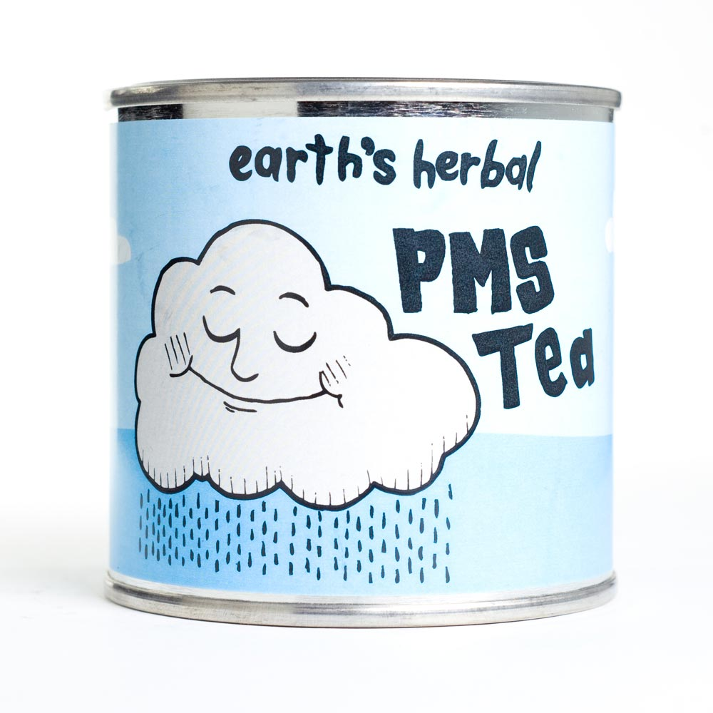 Earth's Herbal Tea - PMS Tea