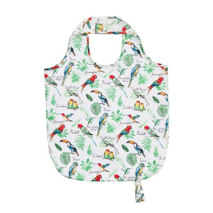 Tropical Birds - Roll Up Bag