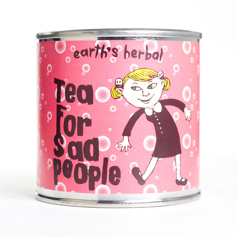 Earth's Herbal Tea - Tea For Sad People