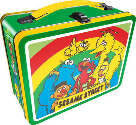 Lunch Tin - Sesame Street