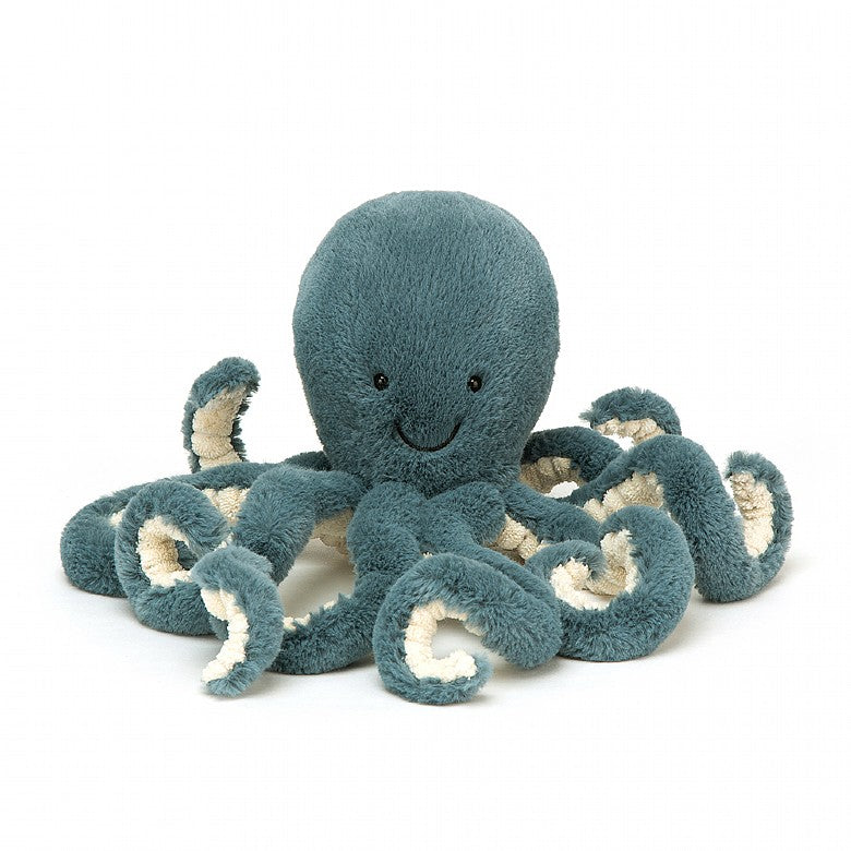 Stormy Octopus - Small