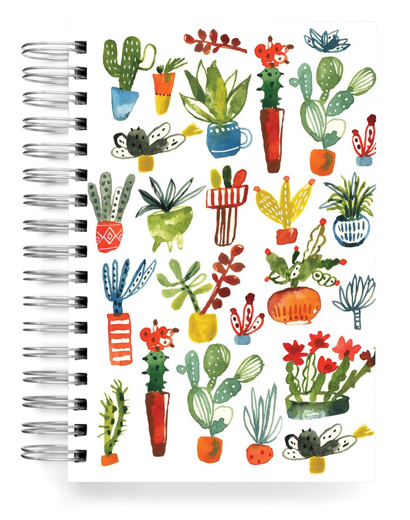 Succulent Jumbo Journal - Ecojot