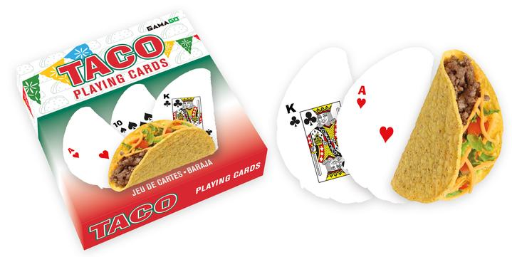 Taco Playing Cards