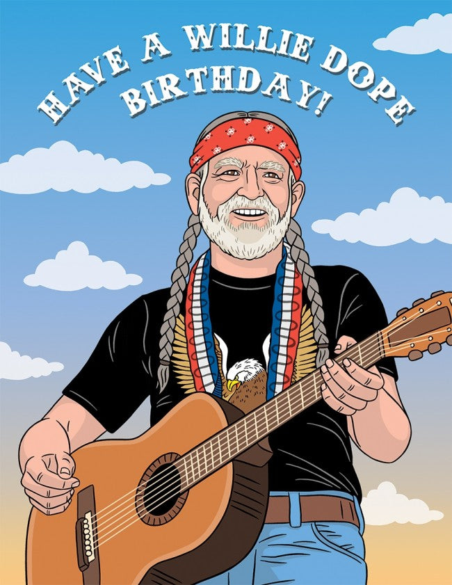 Willie Nelson - The Found Birthday Card