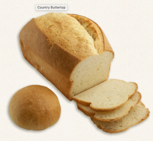 BREAD: COUNTRY WHITE