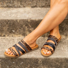 Women's Plus size summer beach sandals