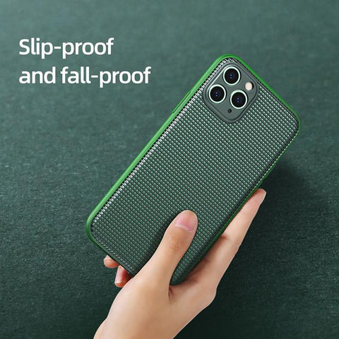 Silicone Shockproof TPU  Case For iPhone 11