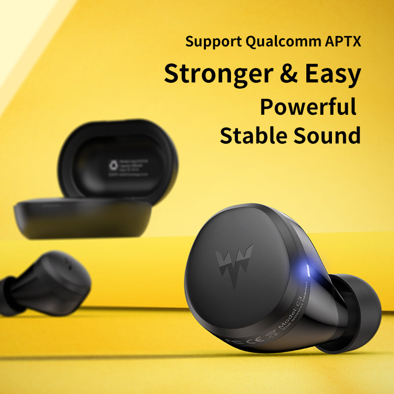TWS Bluetooth Earphone  with Qualcomm Chip