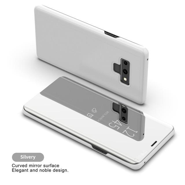 Mirror Flip Phone Case For Samsung