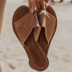 Women's Fashion Beach Rome Slippers