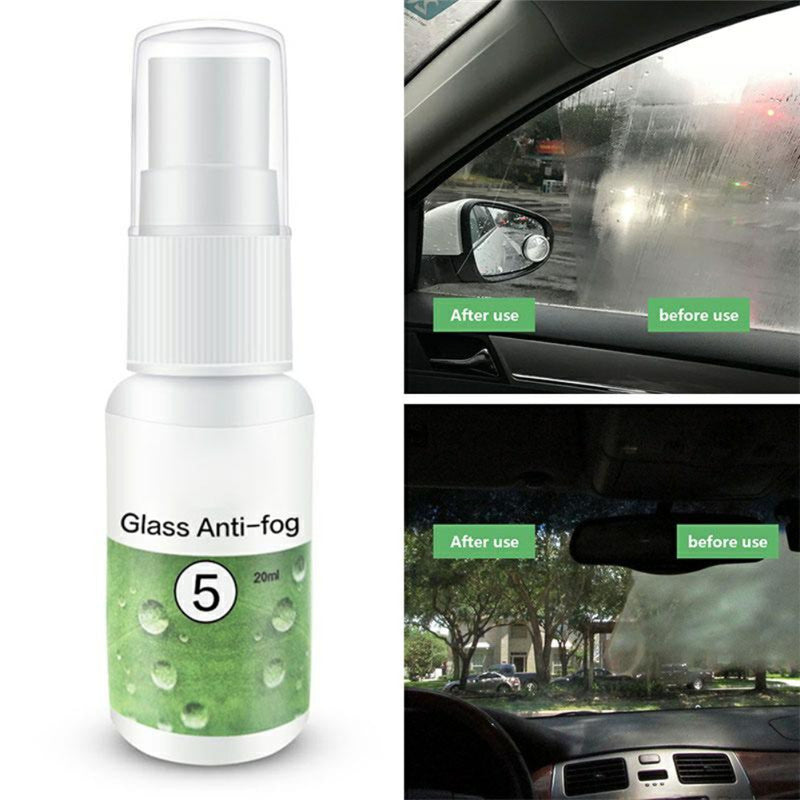 Anti-fog Agent Waterproof Rainproof spray Car Window Glass(Buy 1 Get 1 For Free)