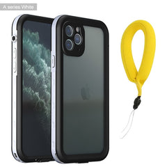 Waterproof And Shockproof Silicone Case for iPhone