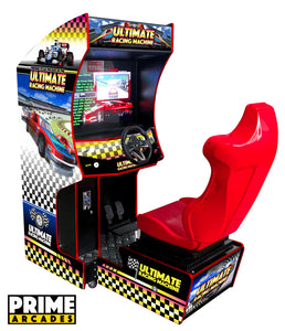 107 Racing Games in 1 Arcade Machine with Seat