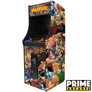 750 Games in 1 Stand Up Arcade - Prime Arcades Inc
